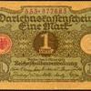 Germany - (1) Mark Bank Note