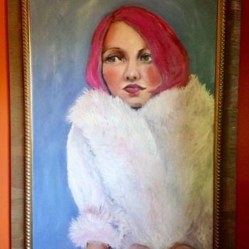 Alixandra Martin-Artist East Aurora, NY