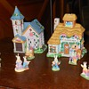 Easter Bunny Village