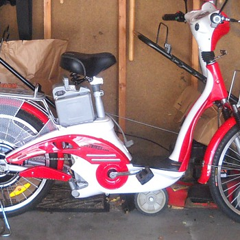 Electric bicycle - Sporting Goods