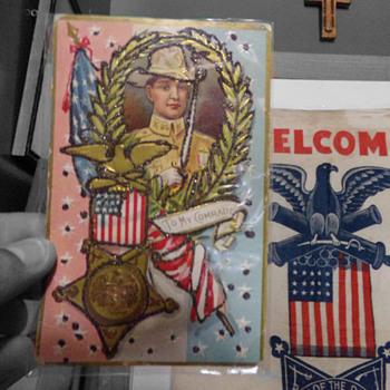 G.A.R. Postcard  - Postcards