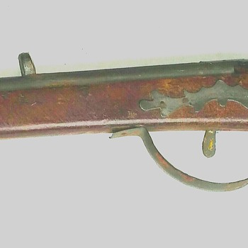Antique pop gun - Toys