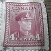 A Few Canadian Stamps
