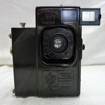 Sept Debrie - Cameras