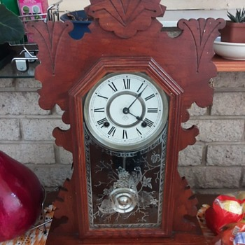 Ansonia Mantle Clock - Family Heirloom - Clocks