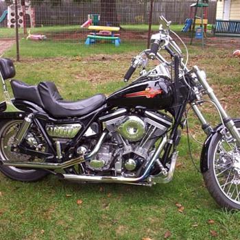 1982 Harley Davidson FXR - Motorcycles