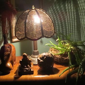 My cool lamp