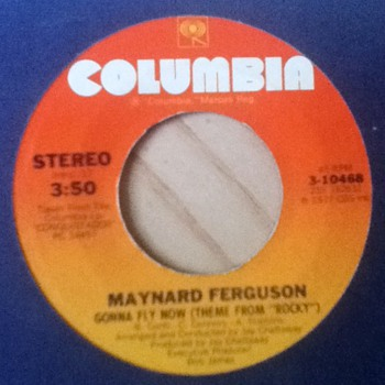 Maynard Ferguson 45 Record - Records