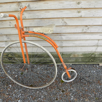 A 1960s 'Old England Ordinary' children's Penny-Farthing