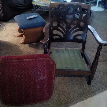 my favorite little chair