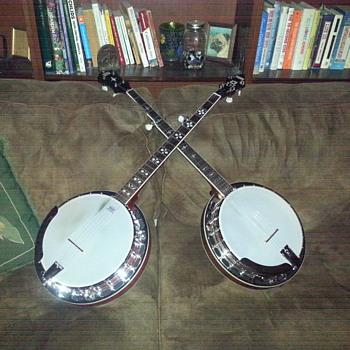 my banjos - Musical Instruments