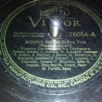 "10"" SHELLAC DISC....#19 - Records"