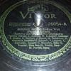 """10"""" SHELLAC DISC....#19"""