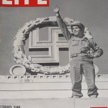 WWII Era Life Magazines - Paper