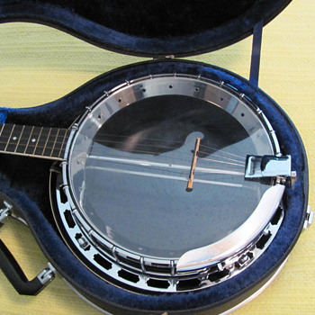 1970s Fender Leo Professional Banjo - Musical Instruments