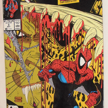 Spiderman but wrong? - Comic Books