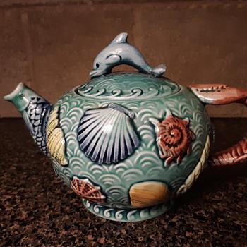 Takahashi ocean tea pot  - Kitchen