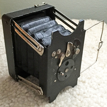 Ihagee Photoknips No. 100 - 4.5 x 6cm Plate Camera