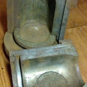 Iron Ball Jar Mold (bicentennial) - Kitchen