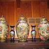 large urns?/vases