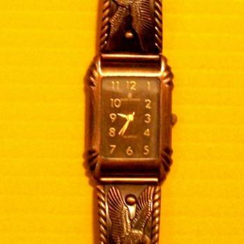 MARIE LOURDES BRONZE WATCH  - Wristwatches