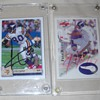 Signed Football Cards