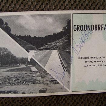 1960 Document - Paper