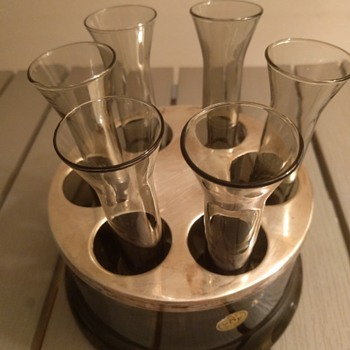 shot glass set - Kitchen