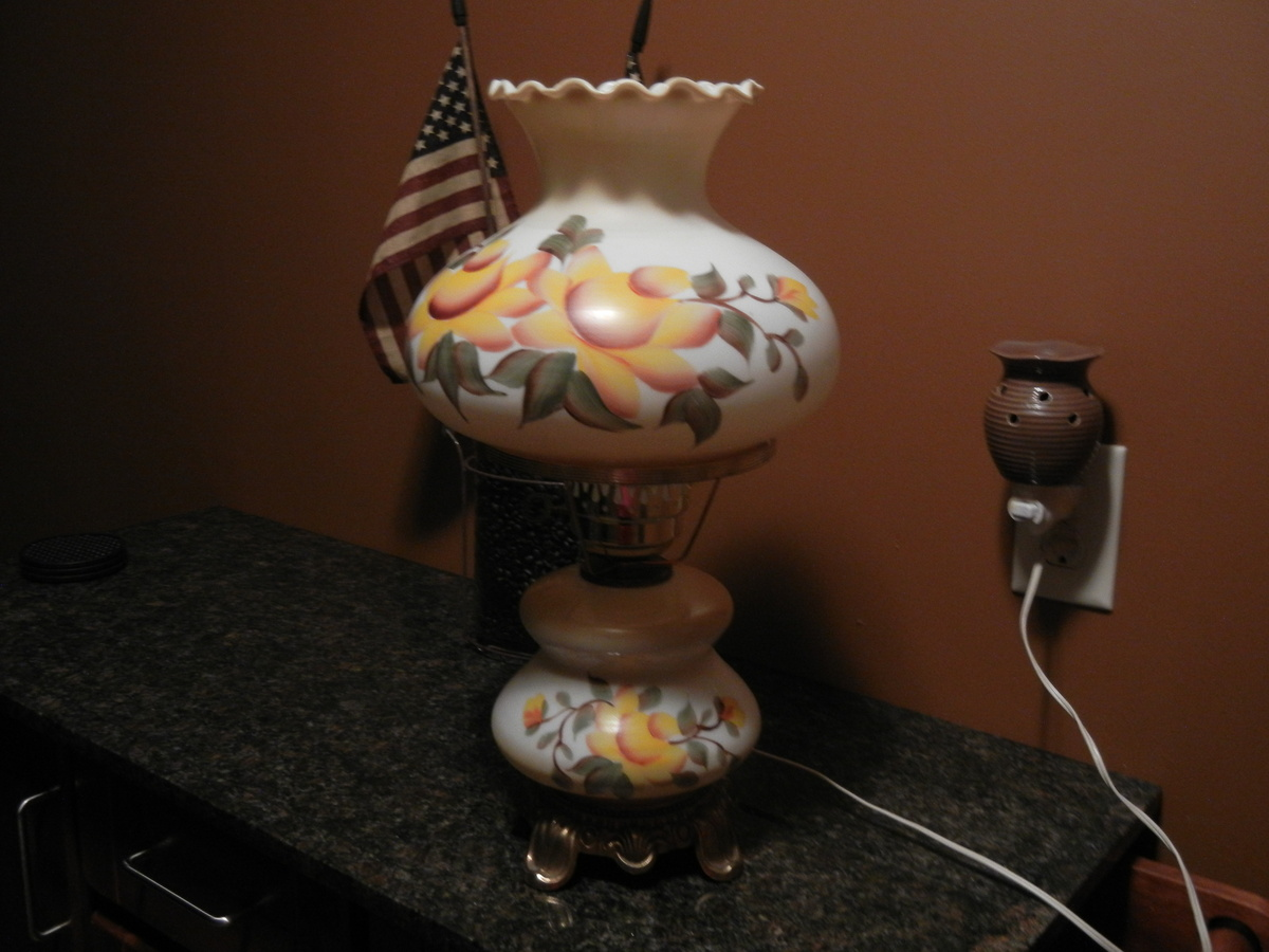 What kind of lamp is this? | Collectors Weekly