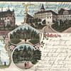 Hundreds of old German Postcards from around 1900