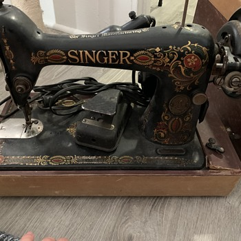 My New Favorite Singer  - Sewing