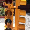 New York City three-way traffic signal cluster replication