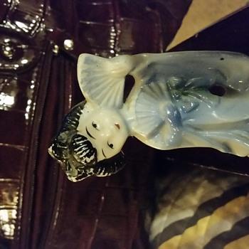 China figurine - Asian