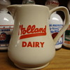 VINTAGE HOLLAND DAIRY PITCHER.........