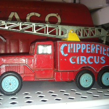 Corgi Chippendale - Model Cars