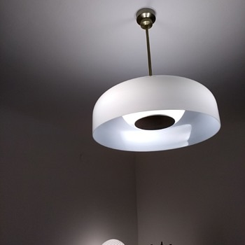 Artemide Pandora pendant lamp - Art Glass