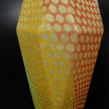 Itoko Iwata vase - Art Glass