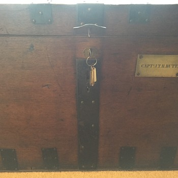 Captains Chest - Military and Wartime