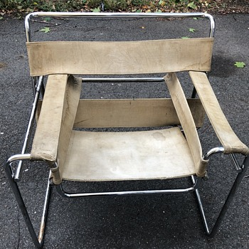 Wassily chair - Mid-Century Modern