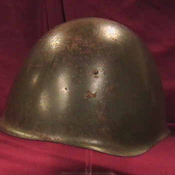 NVA Anti Aircraft Gunners Steel Helmet