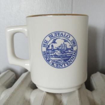 Buffalo, NY 150th Anniversary Mug - Kitchen