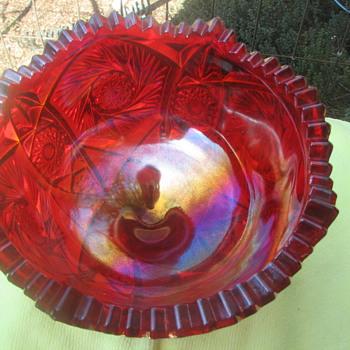 Carnival Glass? - Glassware