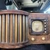 1939 glass rod radio(worlds fairfeatured)