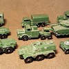 Much Military Multiple Madness Matchbox Monday Models From the Early 1960s