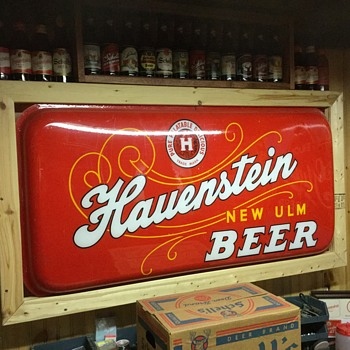 MN Beer Signs - Breweriana