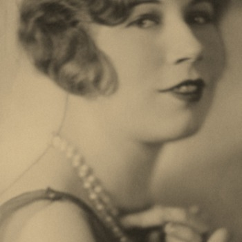 "Evelyn Nichols Actress ""Abie's Irish Rose"""