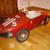Ferrari 156 by Morellet Guerineau (France)