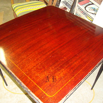 card table  - Furniture