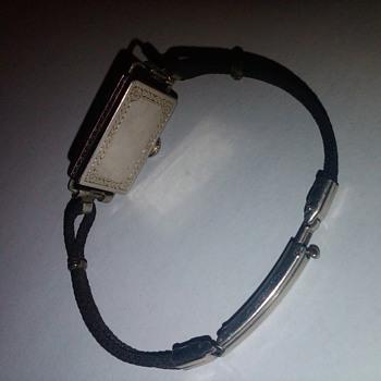 My Gruen Wind Up Watch 1920's - Wristwatches