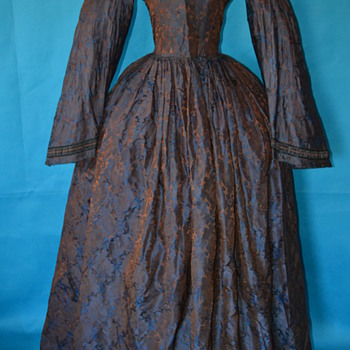 Exquisite 1860's Civil War dress! - Womens Clothing
